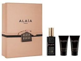Духи, Парфюмерия, косметика Alaia Paris Eau de Parfum - Набор (edp/100ml + bl/75ml + sg/50ml)