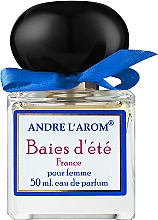 Духи, Парфюмерия, косметика Andre L'arom Lovely Flauers Baies D`Ete - Парфюмированная вода (тестер с крышечкой)
