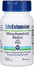 """Духи, Парфюмерия, косметика Пищевая добавка """"Пирролохинолинхинон с PQQ"""" - Life Extension Mitochondrial Basics"""