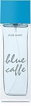 Духи, Парфюмерия, косметика Jean Marc Blue Caffe - Парфюмированная вода