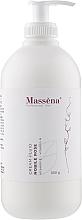 Духи, Парфюмерия, косметика Мультивитаминный крем-флюид для тела - Massena Multivitamin Nourishing Fluid Cream Nobile Rose