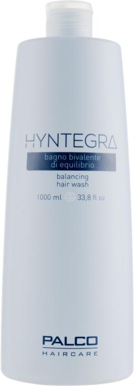 Очищающий шампунь - Palco Professional Hyntegra Balancing Hair Wash