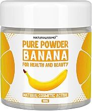 Духи, Парфюмерия, косметика Пудра банана - Naturalissimo Powder Banana