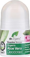 "Духи, Парфюмерия, косметика Дезодорант ""Алоэ"" - Dr. Organic Bioactive Skincare Aloe Vera Deodorant"