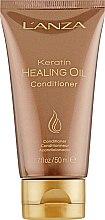 Духи, Парфюмерия, косметика Кондиционер для сияния волос - L'Anza Keratin Healing Oil Lustrous Conditioner