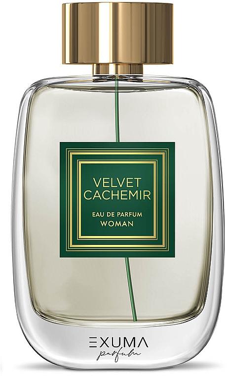 Exuma Velvet Cachemire - Парфюмированная вода