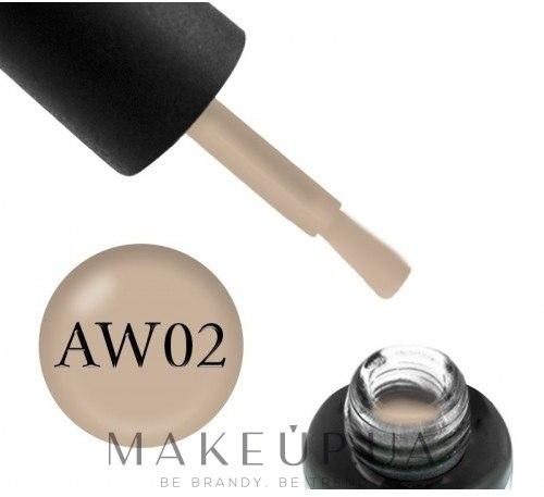 Гель-лак для ногтей - Naomi Boho Chic Gel Polish A-W — фото BC02 A-W