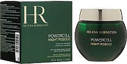 Парфумерія, косметика Нічний рятувальний крем - Helena Rubinstein Powercell Night Rescue Cream