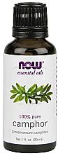 Духи, Парфюмерия, косметика Эфирное масло камфора - Now Foods Essential Oils 100% Pure Camphor
