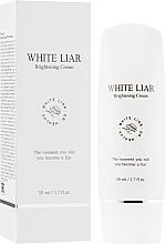 Духи, Парфюмерия, косметика Крем для лица отбеливающий - Dr. Healux White Liar