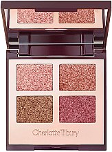 Духи, Парфюмерия, косметика Палетка теней - Charlotte Tilbury Luxury Palette Of Pops Eyeshadow
