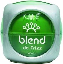 Духи, Парфюмерия, косметика Крем придающий блеск для укладки волос - Keune Blend De-Frizz