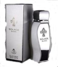 Духи, Парфюмерия, косметика Fragrance World Solace Blanc - Парфюмированная вода