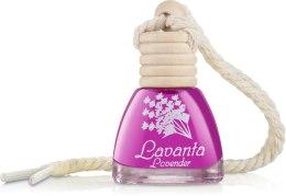 "Духи, Парфюмерия, косметика Освежитель воздуха ""Lavender"" - Eyfel Perfume Mini Aroma Lavender"