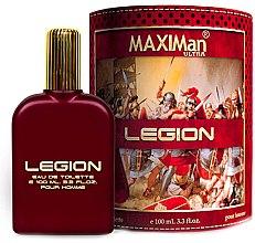 Духи, Парфюмерия, косметика Aroma Parfume Maximan Ultra Legion - Туалетная вода