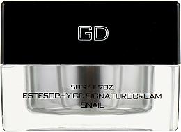Духи, Парфюмерия, косметика Крем для лица с муцином улитки - Estesophy GD Signature Snail Cream