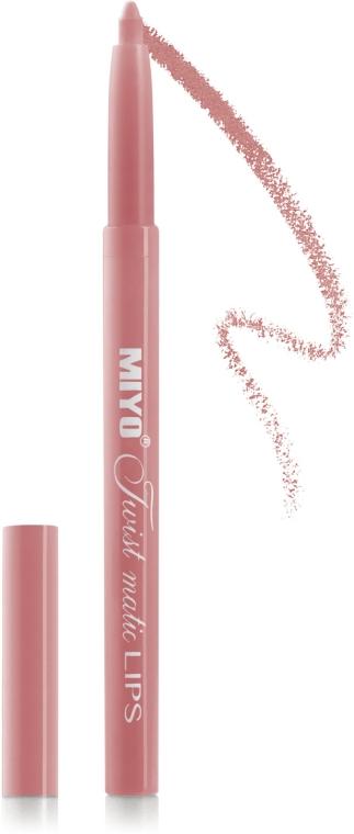 Карандаш для губ - Miyo Twist Matic Lips