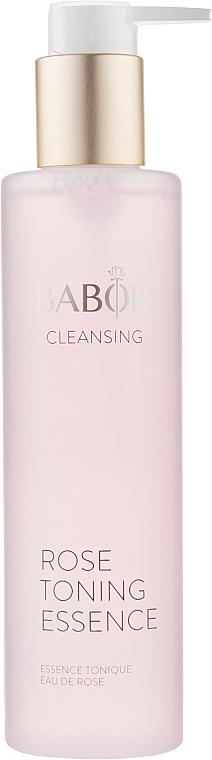 Эссенция-тоник с розовой водой - Babor Cleansing Rose Toning Essence