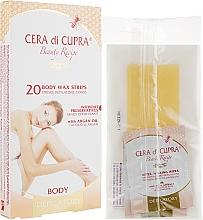 Духи, Парфюмерия, косметика Полоски для депиляции для чувствительной кожи - Cera di Cupra