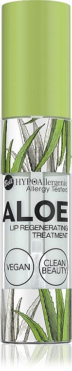 Сыворотка для губ - Bell Hypo Allergenic Aloe Lip Regenerating Treatment