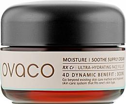 Духи, Парфюмерия, косметика Увлажняющий крем для лица - Ovaco Moisture & Soothe Ultra Hydrating Face Fill Up Cream