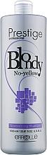 Духи, Парфюмерия, косметика Нейтрализующий шампунь против желтизны волос - Erreelle Italia Prestige Blondy Shampoo No-Yellow