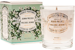Духи, Парфюмерия, косметика Panier Des Sens Precious Jasmine - Ароматизированная свеча