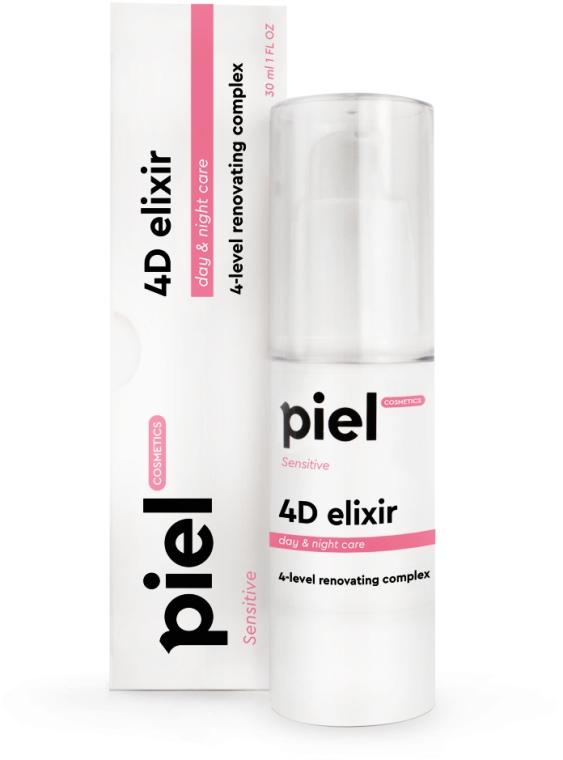 Активирующий комплекс ДНК молодости - Piel Cosmetics Specialiste 4D Elixir