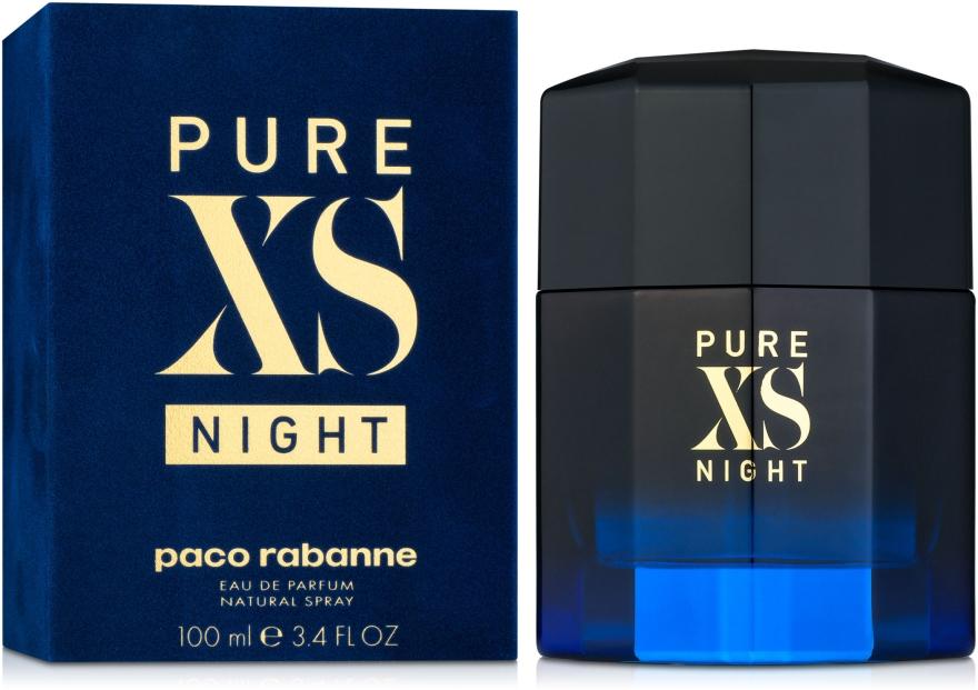 Paco Rabanne Pure XS Night - Парфюмированная вода