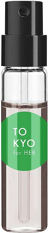 Esse Tokyo - Парфюмированная вода (пробник)