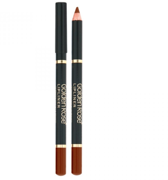 Контурный карандаш для губ - Golden Rose Lipliner