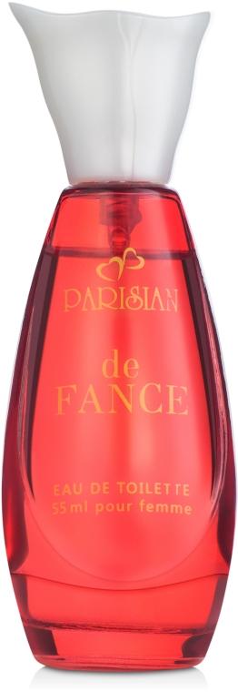 Parisian De France - Туалетная вода