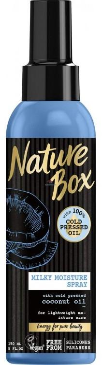 Спрей для волос с кокосовым маслом - Nature Box Coconut Oil Milky Moisture Spray