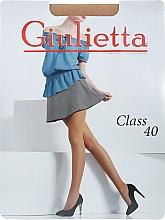 "Духи, Парфюмерия, косметика Колготки для женщин ""Class"" 40 Den, daino - Giulietta"