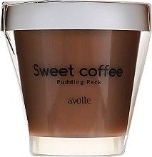 Пудинг-маска - Avotte Sweet Coffee Pudding — фото N2