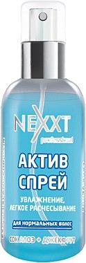 """Актив-спрей для нормальных волос """"Увлажнение и легкое расчесывание"""" - Nexxt Professional Exotic Island For Hair"""