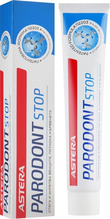 Зубная паста - Astera Parodont Stop