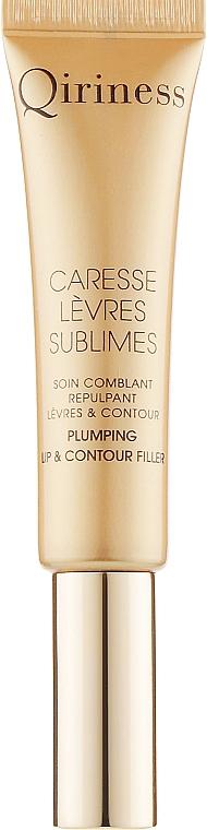 Бальзам-филлер для увеличения объема губ - Qiriness Plumping lip & Contour Filler