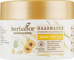 """Духи, Парфюмерия, косметика Маска для волос """"Глубокое питание"""" - Herbaflor Deep Repair Hair Mask"""