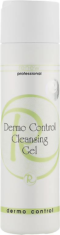 Очищающий гель для жирной и проблемной кожи лица - Renew Dermo Control Cleansing Gel