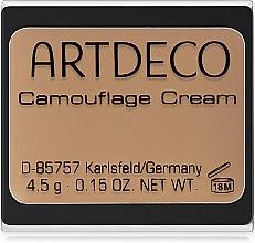 Парфумерія, косметика Водостійкий маскуючий крем-консилер - Artdeco Camouflage Cream Concealer