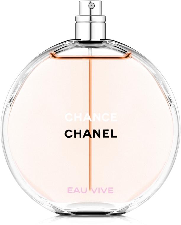 Chanel Chance Eau Vive - Туалетная вода (тестер без крышечки)