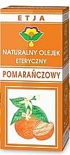 Духи, Парфюмерия, косметика Натуральное эфирное масло апельсина - Etja Natural Citrus Dulcis Oil