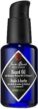 Масло для бороды - Jack Black Beard Oil — фото N2