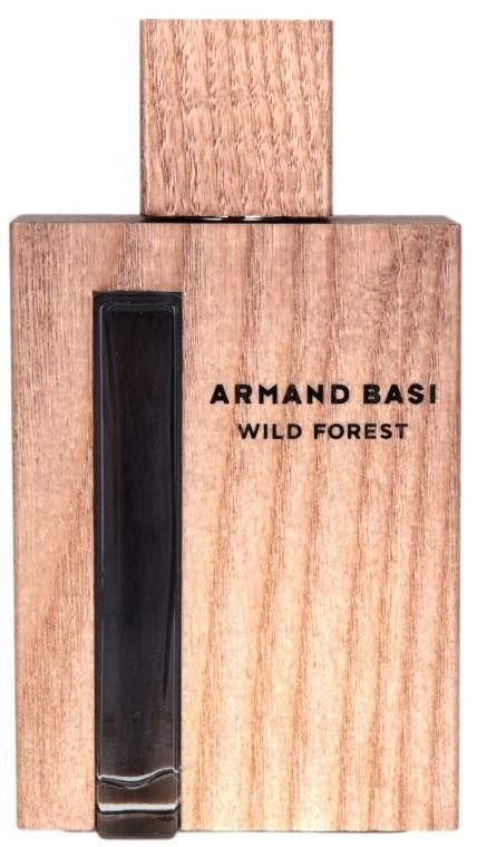 Armand Basi Wild Forest - Туалетная вода (тестер без крышечки)