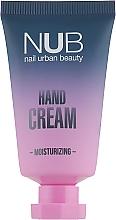 Духи, Парфюмерия, косметика Увлажняющий крем для рук - NUB Moisturizing Hand Cream Lavender