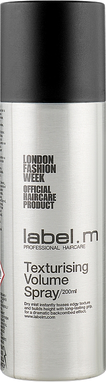 Спрей текстурирующий для объёма - Label.m Texturising Volume Spray