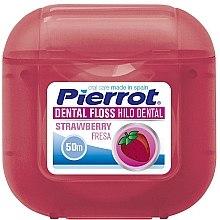 Парфумерія, косметика Зубна нитка - Pierrot Dental Floss Strawberry