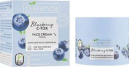 Духи, Парфюмерия, косметика Крем-пенка для лица - Bielenda Blueberry C-Tox