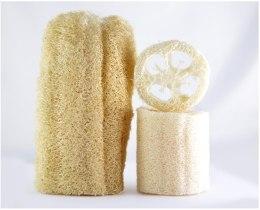 Парфумерія, косметика Мочалка з люфи, 20 см - Bath&Health